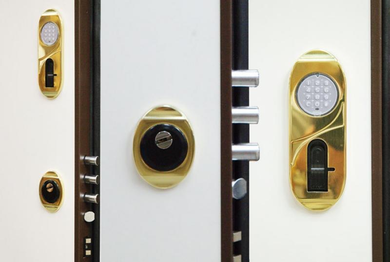 Torterolo re nuova serie linx con serratura motorizzata e - Cambiare serratura porta ...