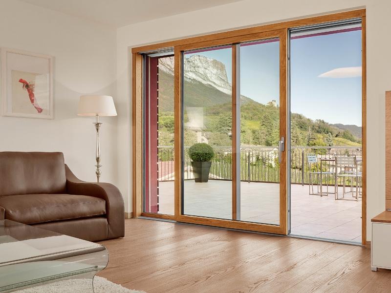 Sistemi di finestre e porte finestre in legno pvc - Finestre in legno ...