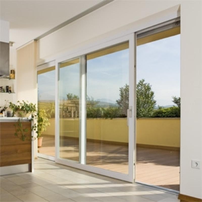 Porte finestre alzanti scorrevoli finstral ottima - Finestre scorrevoli ...
