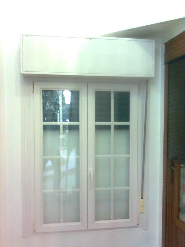 Finestra pvc finstral bianco antico casabellacasasicura porte e finestre - Finestra pvc prezzo ...