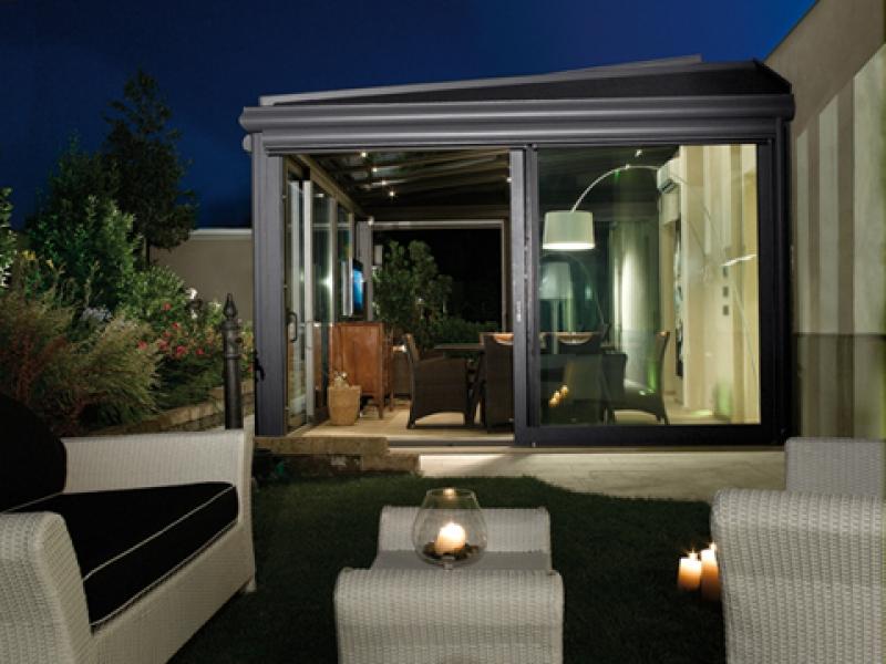 Vetrate e giardini d 39 inverno sunroom casabellacasasicura - Coperture per giardini ...